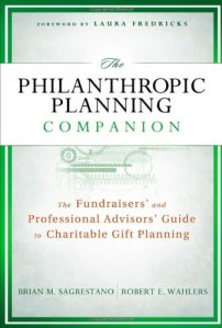 Philanthropic Planning Companion cover