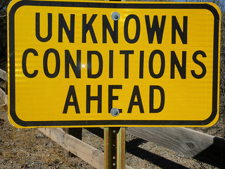Road Sign by Madjag via Flickr