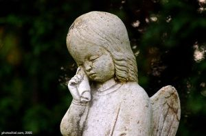 Weeping Angel by Photochiel via Flickr