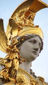 Goddess Athena by Great Beyond via Flickr