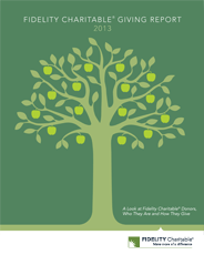 Fidelity Charitable Giving Report 2013