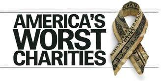 Worst Charities Logo