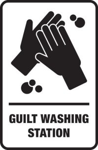 Guilt Washing Station-NY Times