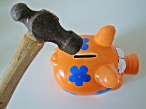 Piggy Bank by Images_of_Money via Flickr