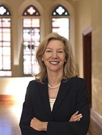 Penn President Amy Gutmann by University of Pennsylvania