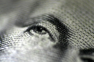 Eye on Money by peasap via Flickr