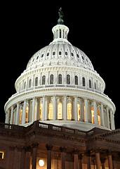 US Capitol by Kevin Burkett via Flickr