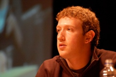 Mark Zuckerberg by Andrew Feinberg via Flickr