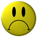 Frowny Face by khaybe via Flickr