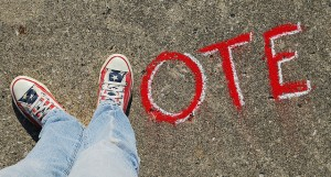 Vote by Theresa Thompson via Flickr
