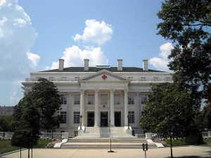 National Red Cross HQ by NCinDC via Flickr