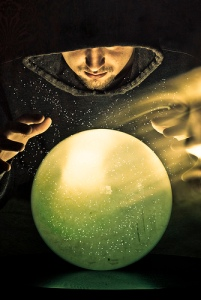 The Wizard by SeanMcGrath via Flickr