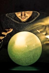 The Wizard by SeanMcGrath via Flickr