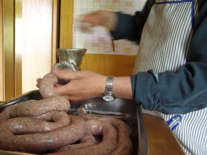 Making Sausages 4 by Erich Ferdinand via Flickr