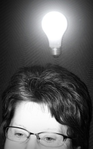 Light Bulb Moment by Kate Ter Haar via Flickr