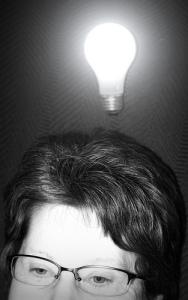 Light Bulb Moment by Kate Ter Haar via Flickr