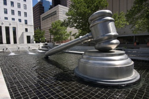 Giant Gavel by Sam Howzit via Flickr