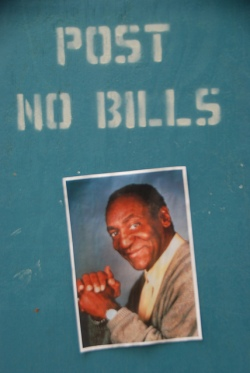 Post No Bills by Jon Mannion via Flickr