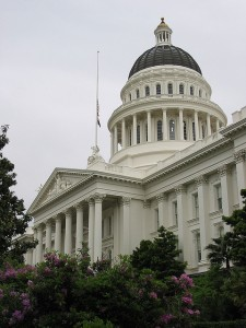 CA State House by David Grant via Flickr
