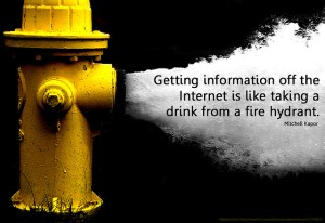 Information Hydrant by Will Lion via Flickr