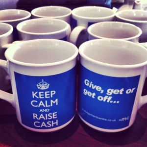 Keep Calm - Management Center Mugs by Howard Lake via Flickr