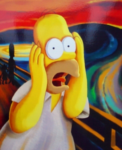 The Scream by Mark Tighe via Flickr