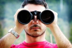 Binoculars by gerlos via Flickr