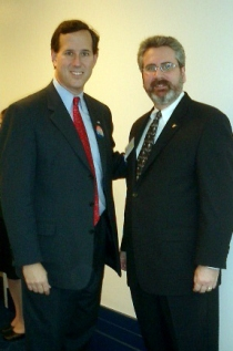 Santorum and MJR