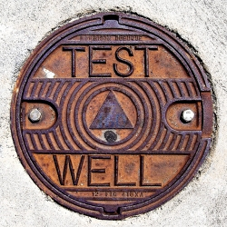 Test Well by Doran via Flickr