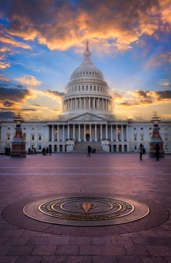 Arc of Washington by Eric B Walker via Flickr