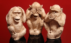 Hear No Evil... by MASK Productions via Flickr