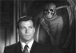 William Shatner in The Grim Reaper by Tom Simpson via Flickr