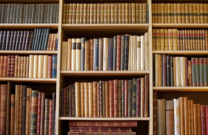 Books by Aimee Rivers via Flickr