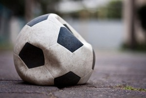 Soccer Ball by Armando Sobrino via Flickr
